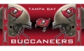 "Tampa Bay Buccaneers 30"" x 60"" NFL Beach Towel"