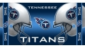 "Tennessee Titans 30"" x 60"" NFL Beach Towel"