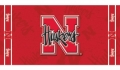 "Nebraska Cornhuskers NCAA 30"" x 60"" Beach Towel"
