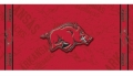 Arkansas Razorbacks NCAA Beach Towel