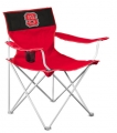 NC State Wolfpack NCAA Canvas Tailgate Chair