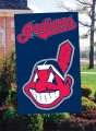 Cleveland Indians MLB Embroidered Vertical Outdoor Flag