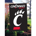 Cincinnati Bearcats Embroidered Vertical Outdoor Flag