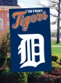 Detroit Tigers MLB Embroidered Vertical Outdoor Flag
