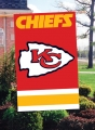 Kansas City Chiefs NFL Embroidered Vertical Outdoor Flag