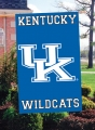 Kentucky Wildcats Embroidered Vertical Outdoor Flag