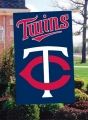 Minnesota Twins MLB Embroidered Vertical Outdoor Flag