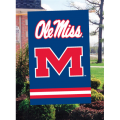 Ole Miss Rebels Embroidered Vertical Outdoor Flag