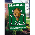 Marshall Thundering Herd Embroidered Vertical Outdoor Flag