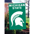 Michigan State Spartans Embroidered Vertical Outdoor Flag