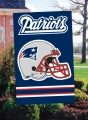 New England Patriots NFL Embroidered Vertical Outdoor Flag