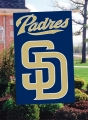 San Diego Padres MLB Embroidered Vertical Outdoor Flag