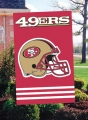San Francisco 49ers NFL Embroidered Vertical Outdoor Flag