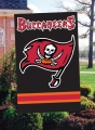 Tampa Bay Buccaneers NFL Embroidered Vertical Outdoor Flag