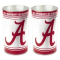 "Alabama Crimson Tide 15"" Tapered Wastebasket"