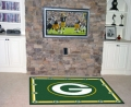 Green Bay Packers NFL Area House Rugs