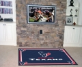 Houston Texans NFL Area House Rugs