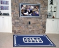 Indianapolis Colts NFL Area House Rugs