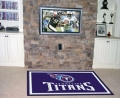 Tennessee Titans NFL Area House Rugs