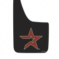 Houston Astros MLB Mud Flaps/Splash Guards