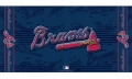 "Atlanta Braves MLB 30"" x 60"" Beach Towel"