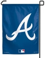 "Atlanta Braves 11"" x 15"" MLB Garden Flags"