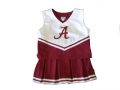 "Alabama Crimson Tide ""A"" NCAA College Youth Cheerleading Outfits-FREE SHIPPING"