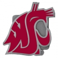 Washington State Cougars NCAA Logo Style Hitch Cover
