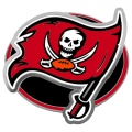 Tampa Bay Buccaneers NFL Trailer Hitch Cover