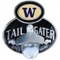Washington Huskies NCAA Tailgater Bottle Opener Hitch Cover