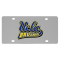 UCLA Bruins NCAA Stainless Steel License Plate