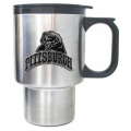 Pittsburgh Panthers Stainless Steel Travel Mug