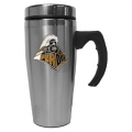Purdue Boilermakers NCAA Stainless Steel Contemporary 18 oz. Travel Mug