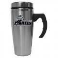 ECU Pirates NCAA Stainless Steel Contemporary 18 oz. Travel Mug