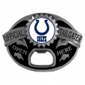 Indianapolis Colts NFL Bottle Opener Tailgater Belt Buckle