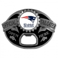 New England Patriots NFL Bottle Opener Tailgater Belt Buckle