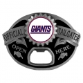 New York Giants NFL Bottle Opener Tailgater Belt Buckle