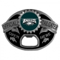 Philadelphia Eagles NFL Bottle Opener Tailgater Belt Buckle