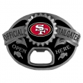 San Francisco 49ers NFL Bottle Opener Tailgater Belt Buckle