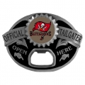 Tampa Bay Buccaneers NFL Bottle Opener Tailgater Belt Buckle