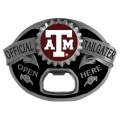 Texas A&M Aggies NCAA Bottle Opener Tailgater Belt Buckle