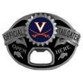 Virginia Cavaliers NCAA Bottle Opener Tailgater Belt Buckle