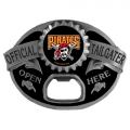Pittsburgh Pirates MLB Bottle Opener Tailgater Belt Buckle