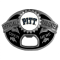 Pittsburgh Panthers NCAA Bottle Opener Tailgater Belt Buckle