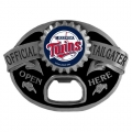 Minnesota Twins MLB Bottle Opener Tailgater Belt Buckle