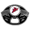 Iowa State Cyclones NCAA Bottle Opener Tailgater Belt Buckle