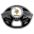 Minnesota Vikings NFL Bottle Opener Tailgater Belt Buckle