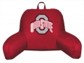 Ohio State Buckeyes Bedrest Back Pillow
