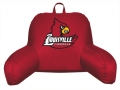 Louisville Cardinals Bedrest Back Pillow