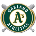 Oakland Athletics MLB Baseball Hitch Cover